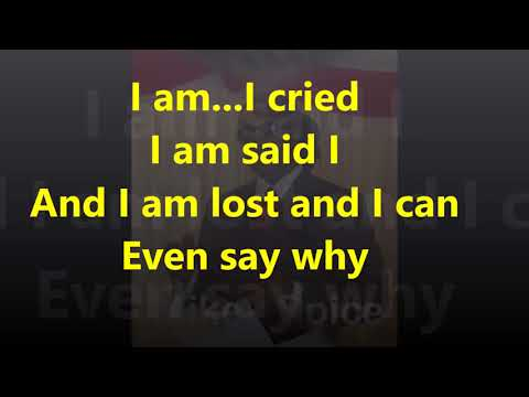 """""""I AM... I SAID"""" COVER BY: MIKEY SPICE WITH LYRICS"""