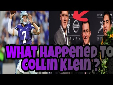 What happened to Collin Klein Part 1