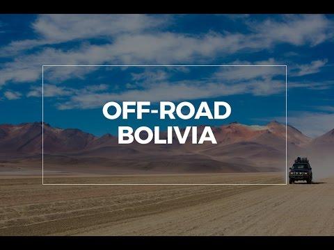 Off-road in Eduardo Avaroa & Salar of Uyuni in Bolivia