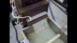 Каскадный гранулятор SJ 120/120 ПП/ПЭ от ГК