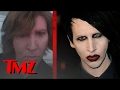 "watch he video of Marilyn Manson Without Makeup on ""Eastbound and Down!"" 