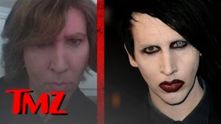 Marilyn Manson Without Makeup on