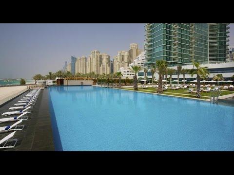 Отели Дубая.DoubleTree by Hilton Dubai Jumeirah Beach 4*.Дубай.Обзор