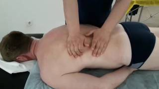 Спортивный массаж от Berc Spa studio massage
