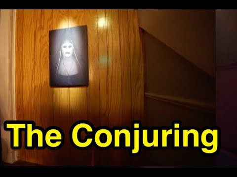 """[NEW] """"The Conjuring Universe"""" - Horror Made Here 2018"""