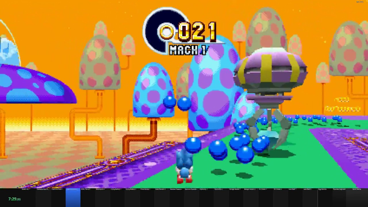 Cooler sonic in sonic mania