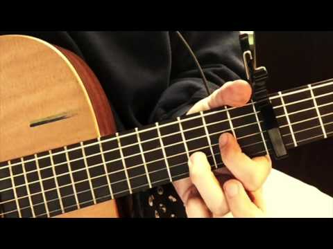 Video - Sparks Guitar Lesson - Coldplay