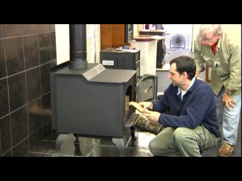 Wood Stove Installation Video