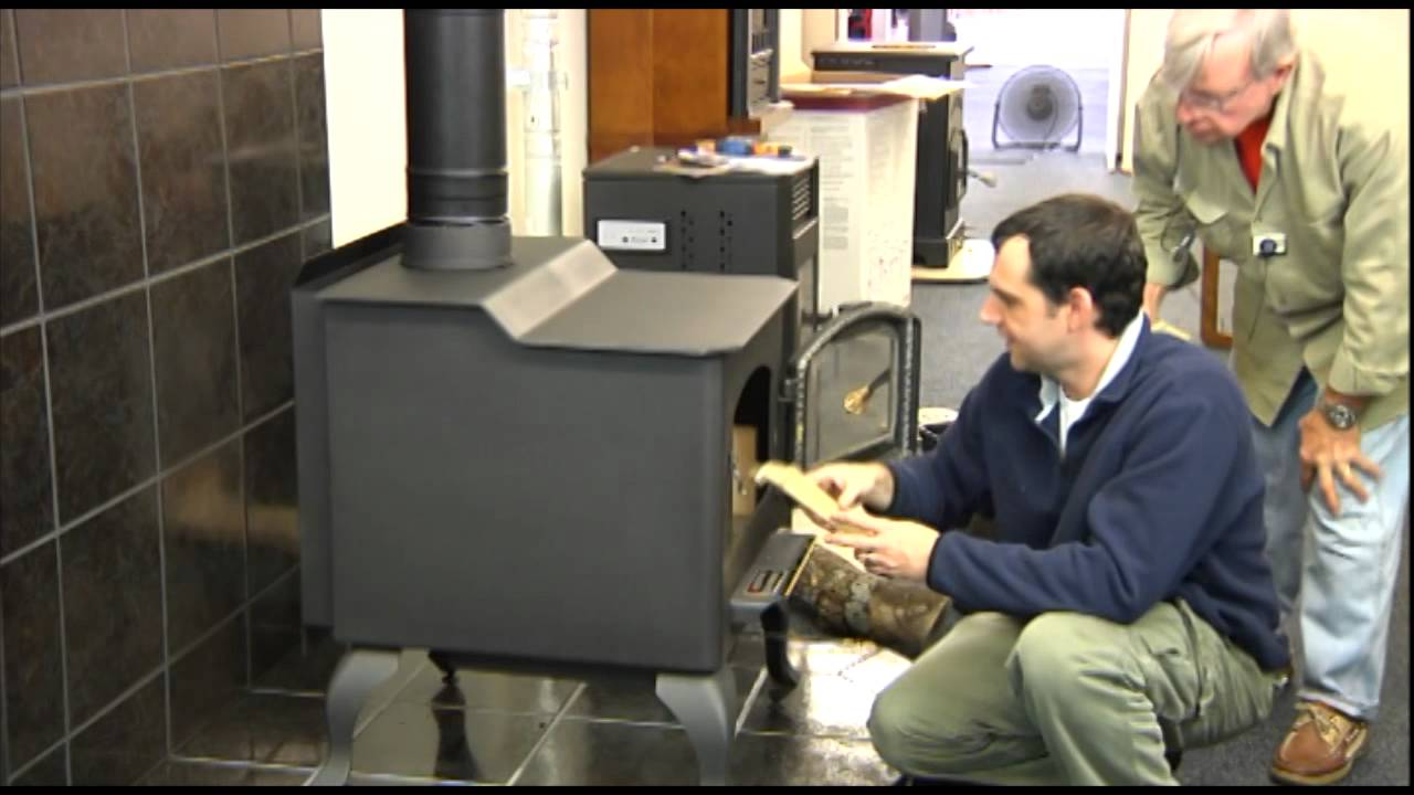 - Wood Stove Installation Video - YouTube