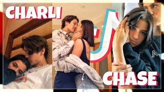 Charli D'Amelio and Chase Hudson ( ChaCha ) TikTok Compilation