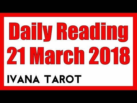 💖Can I Talk With You - Daily Tarot Reading, 21 March