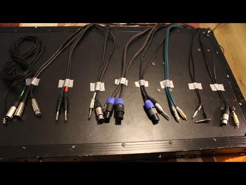 balanced vs unbalanced cables / connectors & signal