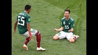 La Opinión de En Foco Deportes  ¡¡La Victoria de México a Alemania!!