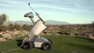 LDRIC the golf robot info HD