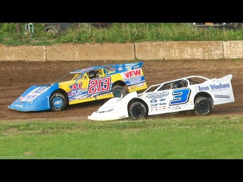 RUSH Crate Late Model Heat One | Eriez Speedway | 6-9-19