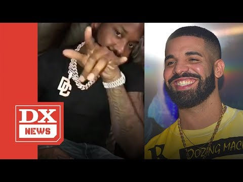 Meek Mill Shouts Out Drake In