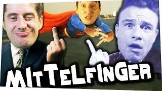 Repeat youtube video SDP feat. Eko Fresh - Mittelfinger (Movie Compilation)