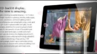 Apple iPad 2 MC769LLA Tablet (16GB, WiFi, Black) 2nd Generation