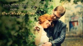 Cвадьба в Праге в Староместской ратуше - романтичное видео