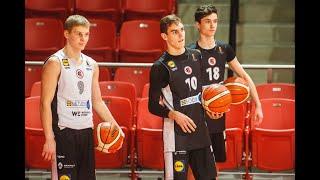 """U. Helmanis apie SKM krepšininkus: """"Vieną dieną jie bus geri žaidėjai"""""""