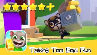 Talking Tom Gold Run - Ginger's Farm Day35 Walkthrough Super Cool Recommend index five stars+