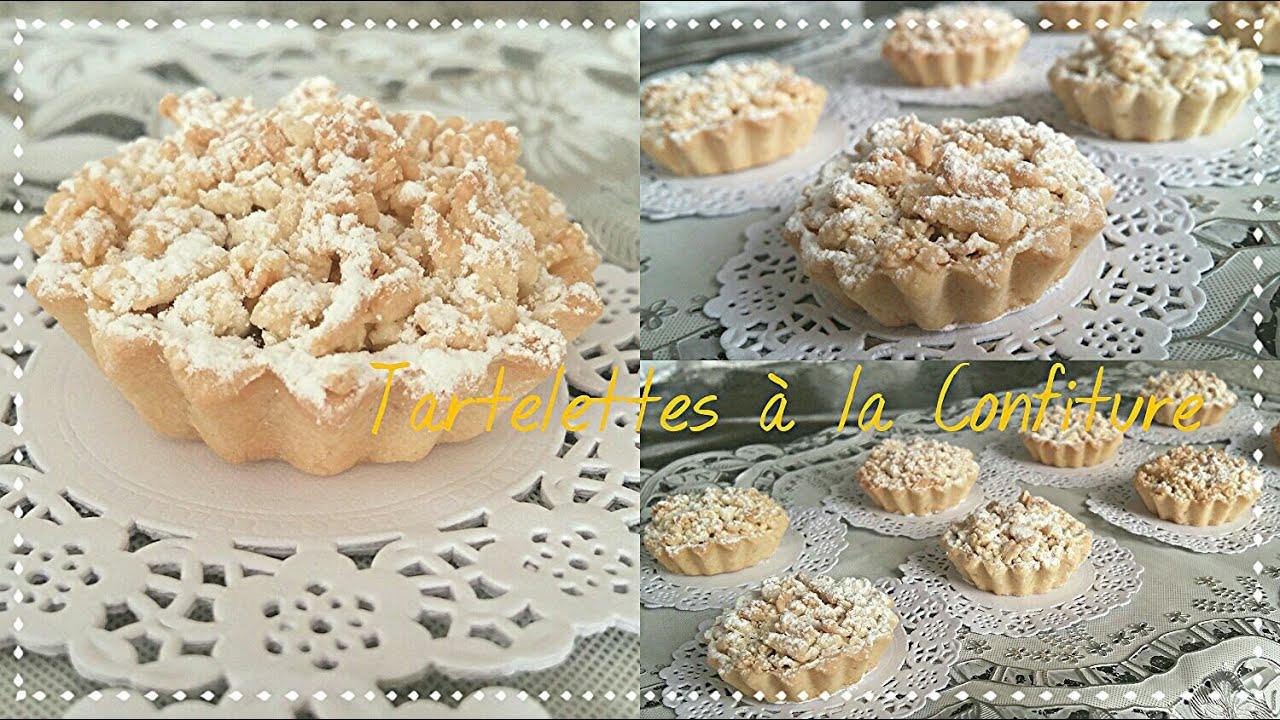 Mini tartelettes la confiture recette facile et rapide for La cuisine facile