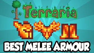 Best Terraria 1.3 Armor - The Solar Flare Armor - The BEST Melee Armor In The 1.3 Update!
