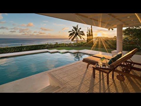 Hawaii Loa Ridge Luxury Home, 231 Puuikena Drive, Honolulu, Hawaii 96821