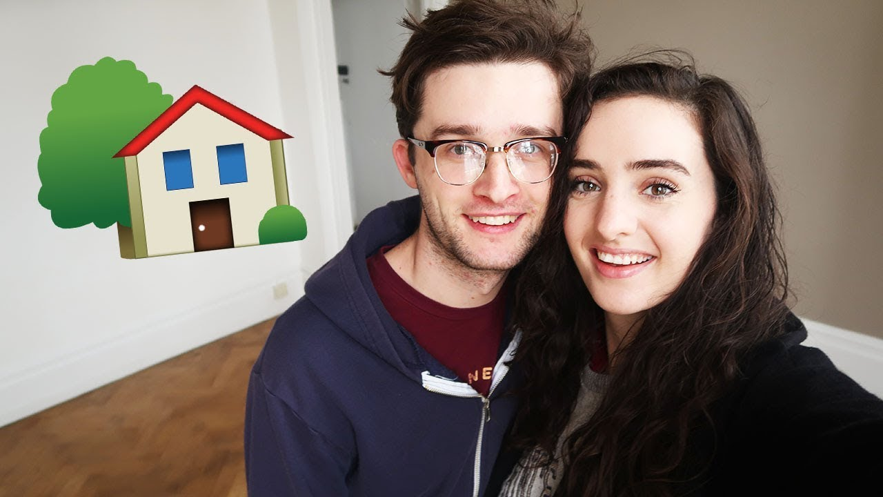 Moving Into Our First Apartment Together