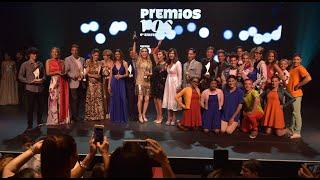 Los artistas tuvieron su fiesta en Carlos Paz: en un minuto, el resumen de los Premios VOS