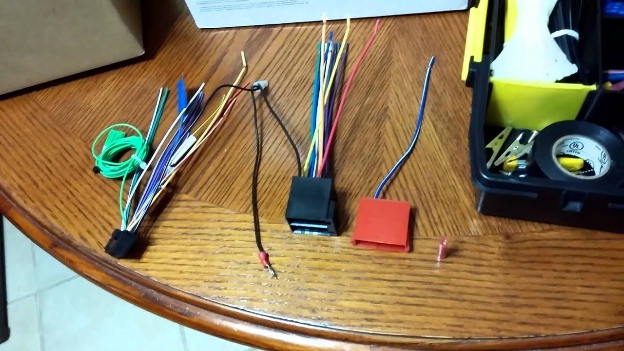 medium resolution of 2011 hyundai accent aftermarket radio installation