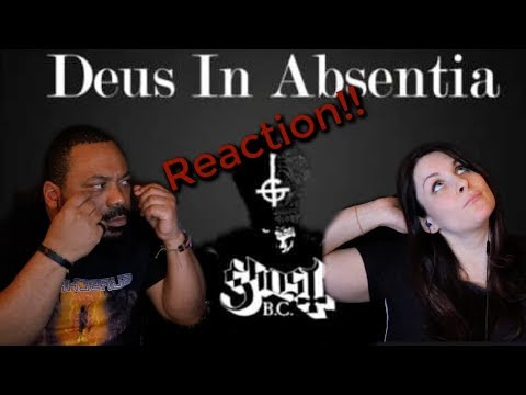Christians react to Ghost BC - Deus in Absentia!!