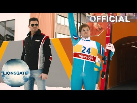 Eddie The Eagle - UK & IRL Official Trailer - In Cinemas 1st April 2016