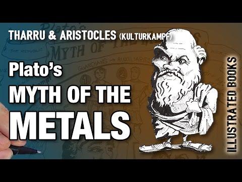 Plato's Myth of the Metals | Tharru & Aristocles (KulturKampf)