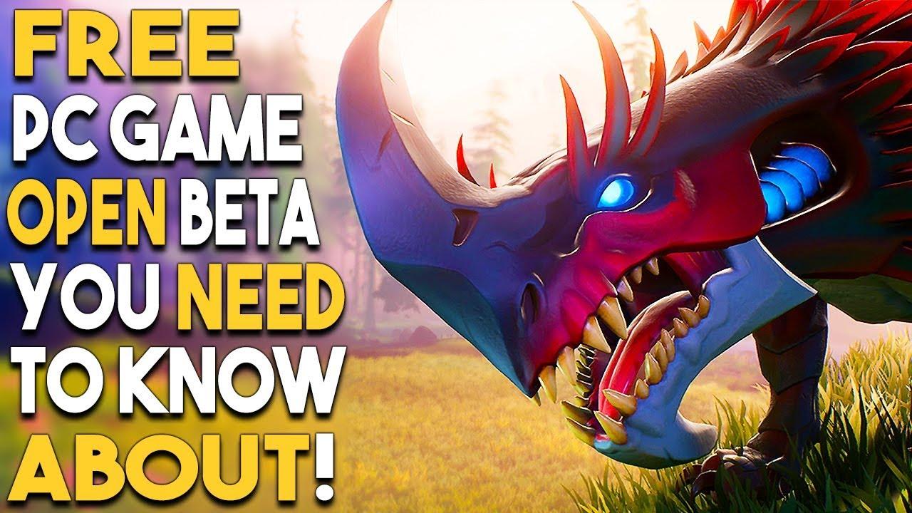 Open Beta Games