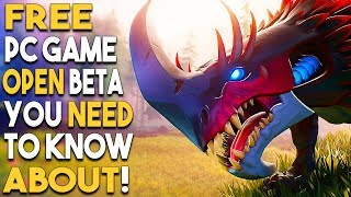 FREE PC Game OPEN Beta You NEED to Know About and Pre Order NEW Ryzen CPU's NOW!