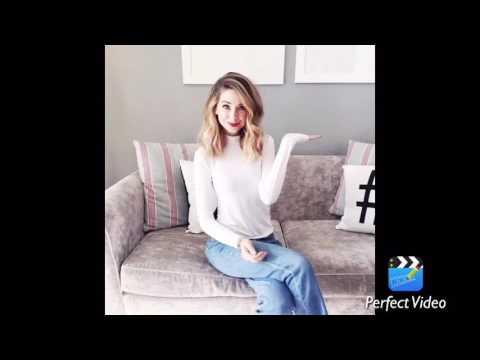 Zoella Photoshoot