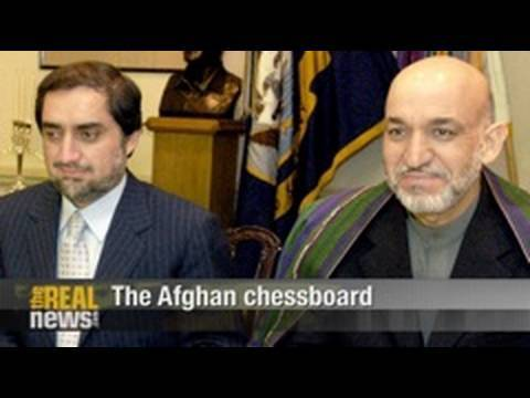 The Afghan chessboard