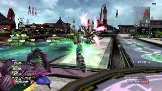 Phantasy Star Universe] Event 2012 01, Wicked Invasion Neudaiz S2, Fortegunner