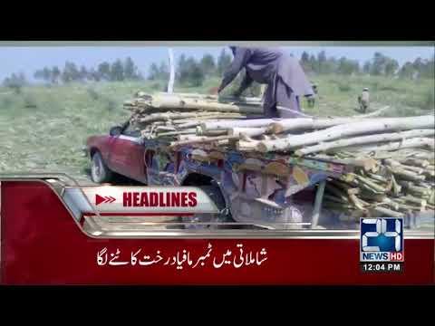 News Headlines | 12:00 PM | 24 March 2018 | 24 News HD