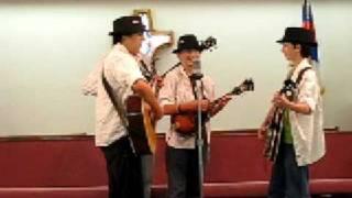 "The Sherman Mountain Boys, Singing ""Man on a Mule"""