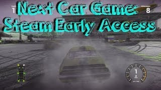 Играем в Next Car Game: Steam Early Access