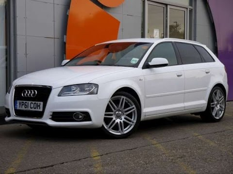 2011 audi a3 s line 2 0tdi start stop white 5d for sale in hampshire youtube. Black Bedroom Furniture Sets. Home Design Ideas