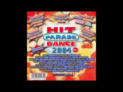 HIT PARADE DANCE 2004 - Vol. 1 (CD COMPLETO)