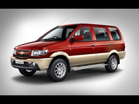 2012 Chevrolet Tavera Neo 3 Walk Around Video Review