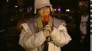 1996年12月放送。ニューヨーク現地ロケ。アナ・スイ、ナイキタウン、フ...