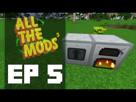 ATM 3: The Lost Cities Ep 5 | Mining Machines | Dolinmyster Plays All The Mods 1.12