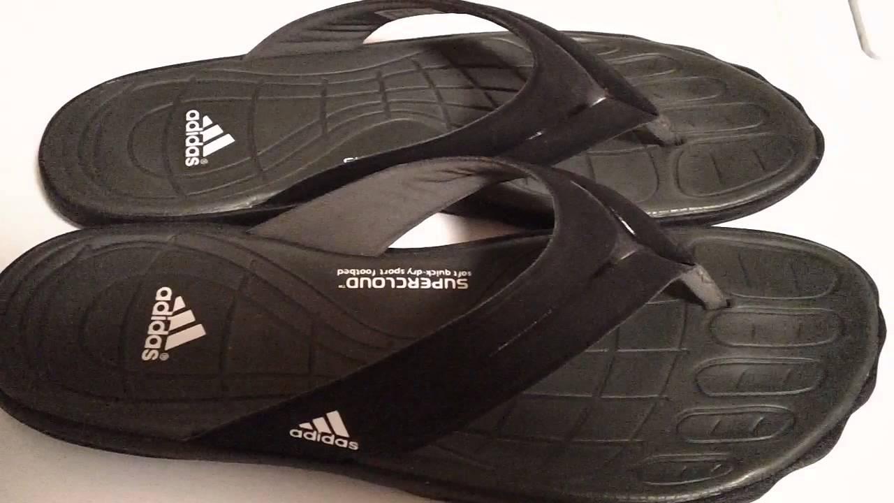Adidas Mens Adipure Flip Flop - Youtube-5841