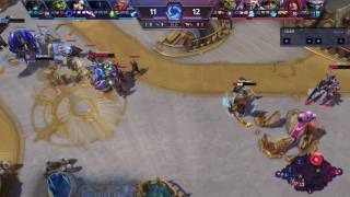 HeroesOfTheStorm You wont believe how LONG this game was!