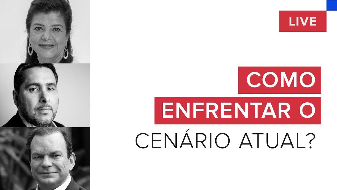 Gestão de Crise: como enfrentar o cenário atual? | Luiza Trajano, Flávio Augusto e Roberto Sallouti